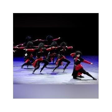 2 Bilety balet gruzinski Sukashvili
