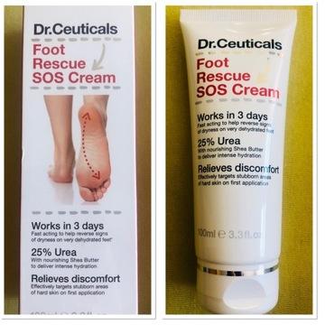 Dr.Ceuticals Foot Rescue SOS Cream