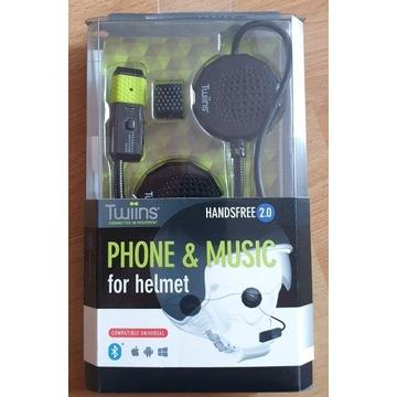 Zestaw słuchawkowy Twiins HANDSFREE 2.0
