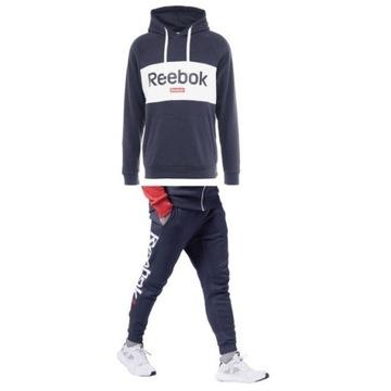Dres Reebok training essentials linear logo L nowy