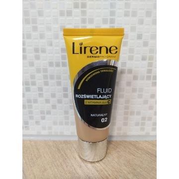 Fluid rozświetlający Lirene naturalny 02 nowy!