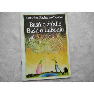 A.Zachara- Wnękowa - Baśń o Źródle, Baśń o Luboniu