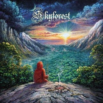 SKYFOREST  - A New Dawn - KOLOR LP (folia)