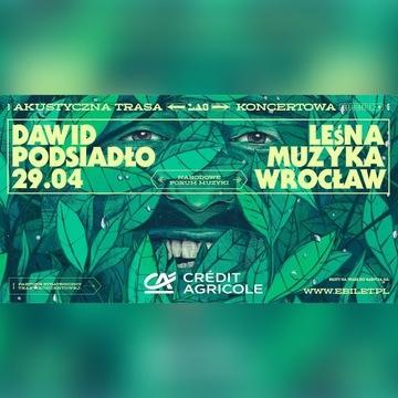Dawid Podsiadlo Leśna Muzyka - Wrocław 29.04.2020