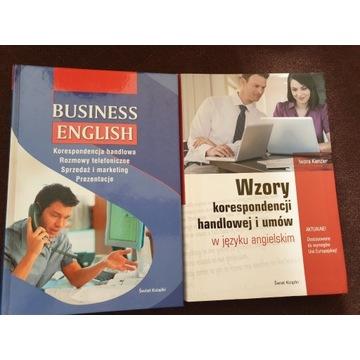 Książki - Business English i Wzory Korespondencji