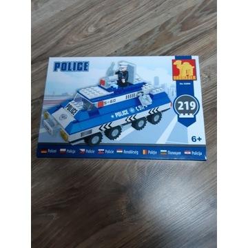 Klocki Dromader Police 92896