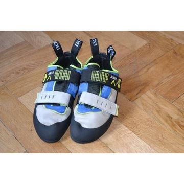 Buty wspinaczkowe  Boreal Joker Velcro rozmiar 41,