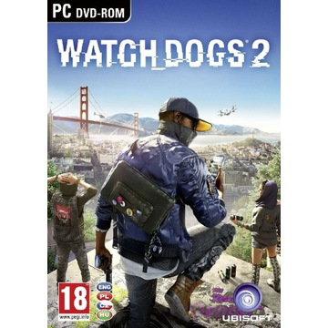 Watch dogs 2 - Konto Epic games