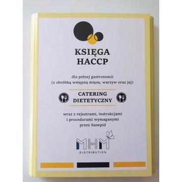 Księga HACCP dla cateringu dietetycznego
