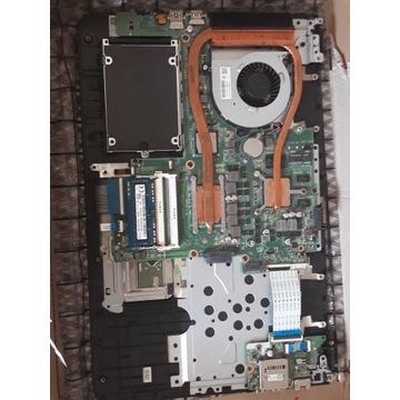 HP Pavilion Gaming Notebook - 15-ak057nw CZĘŚCI