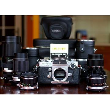 Miranda Camera Co. Ltd. Japan-zestaw fotograficzny