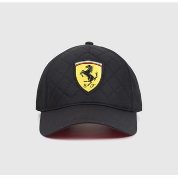 Czapka Quilt Scuderia Ferrari F1 Team WYPRZEDAŻ !