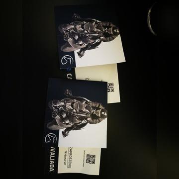 Bilety cavaliada VIP okazja