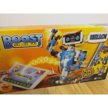 LEGO BOOST Zestaw Kreatywny 5w1 17101 Mindstorms