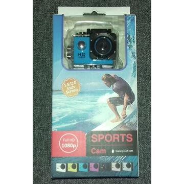 Kamera sportowa - 1080p HD - Sports Cam