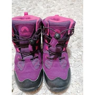 Elbrus rozm. 31 zimowe obuwie dziewczęce