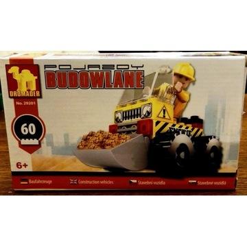 ** Dromader LEGO Pojazdy Budowlane ŁADOWARKA 60 el