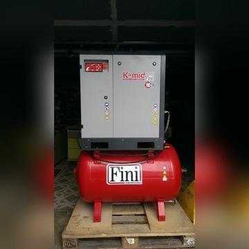 Kompresor śrubowy, sprężarka śrubowa,FINI CUBE 270