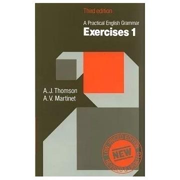 KSIĄŻKA THOMSON MARTINET EXERCISES 1