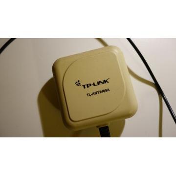 Antena zewnętrzna kierunkowa TP Link 2409A