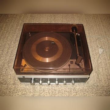 Gramofon Dual 1214 wzmacniacz HS 38