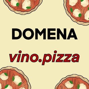 Domena vino.pizza / modne domeny