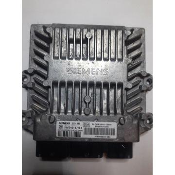 PEUGEOT 407 2.0 hdi sterownik ecu chip tuning