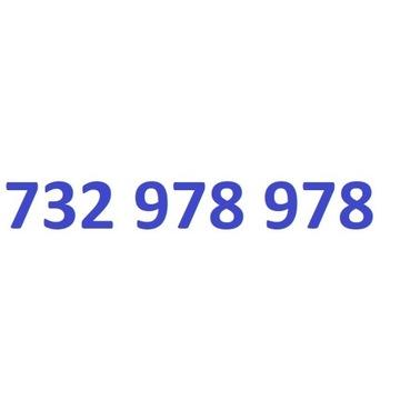 732 978 978 starter play ładny złoty numer