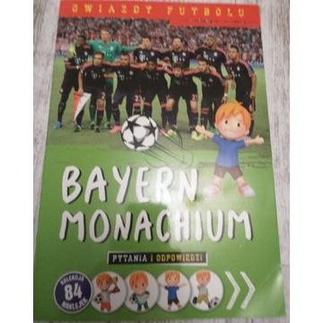 Książka o FC Bayern