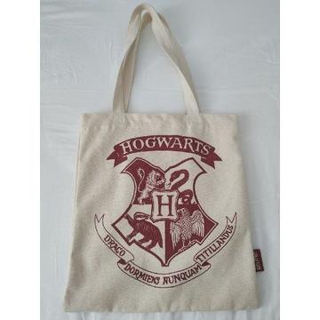Torba materiałowa Harry Potter Hogwarts logo