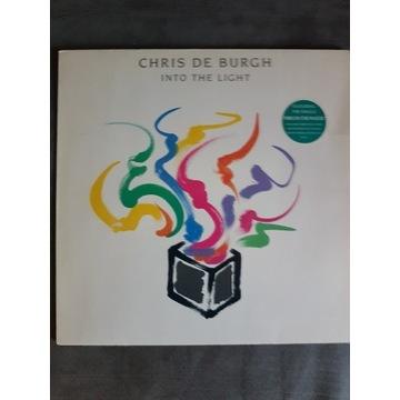 Chris de Burgh -Into The Light lp vinyl