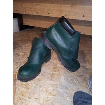 Nowe buty spawalnicze 43