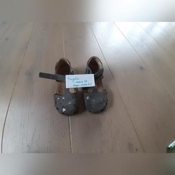 Sandałki Mrugała, rozmiar 28
