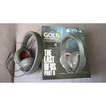 GOLD Wireless Headset L.E. The Last Of Us Part II