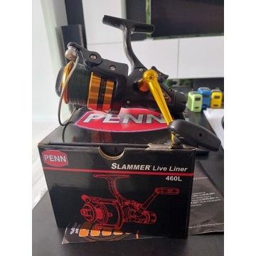 Kołowrotek PENN Slamer Live Liner 460L