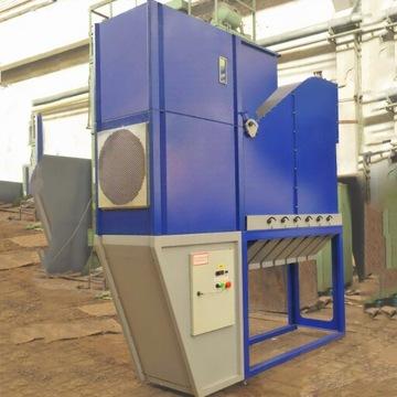 Separator ASM 15 t/h, wialnia Czyszczalnia zboża,