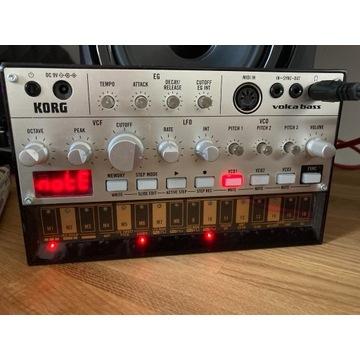 TANIO KORG Volca Bass analogowy syntezator basowy