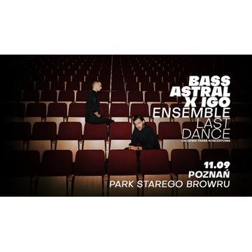 Bilet-y na Bass Astral x Igo - Poznań - 11.09.21r.