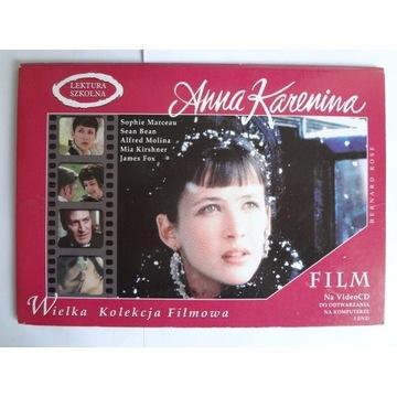 Anna Karenina komplet 2 części VCD WARTO!