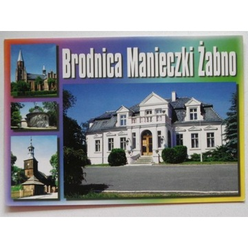 Brodnica Manieczki Żabno