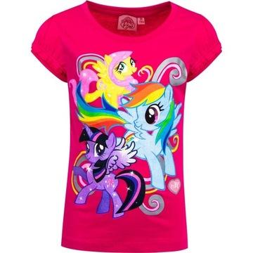 Koszulka My Little Pony rozmiar 116