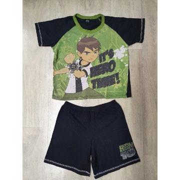 Ben 10 Piżama piżamka chłopięca 7-8 lat\122-128 cm