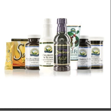 Super Start Do Zdrowia firmy Nature's Sunshine