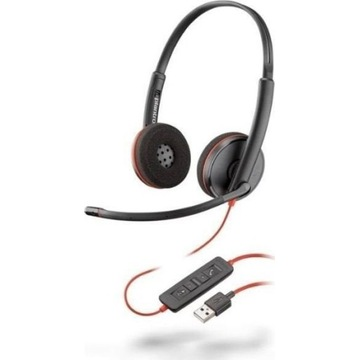 Słuchawki z mikrofonem Plantronics C3220 USB-A