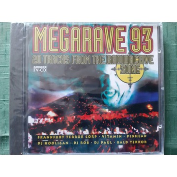 Megarave 93 CD