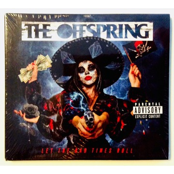 The Offspring - Let The Bad Times Roll CD Digipack