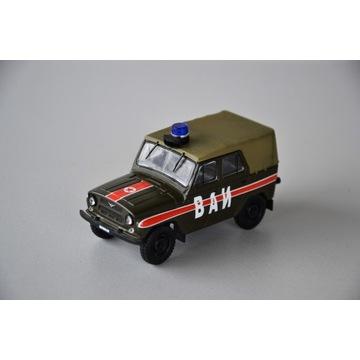 Kultowe Auta PRL - UAZ 469