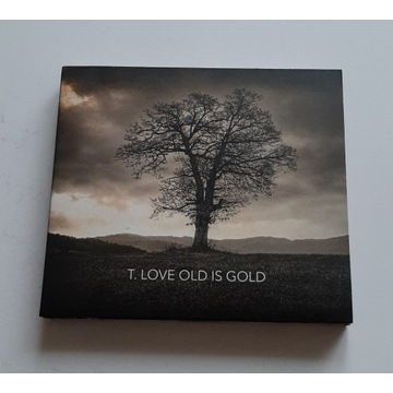 """T. LOVE """"OLD IS GOLD""""  2 płyty CD"""