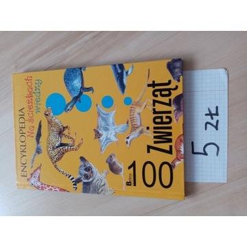 Encyklopedia 100 Zwierząt