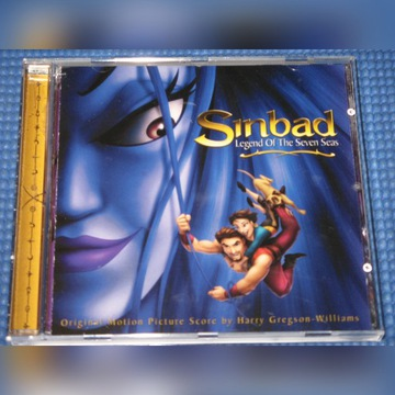 HARRY GREGSON WILLIAMS   SINBAD